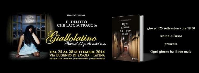 Copertina evento Giallo Latino