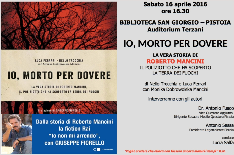 Invito Mancini