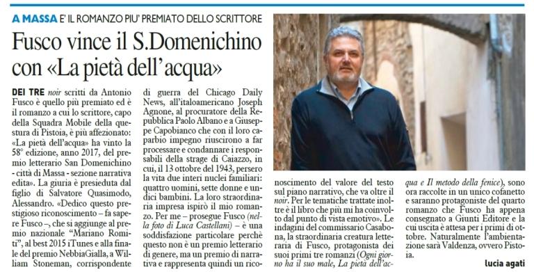 Premio San Domenichino